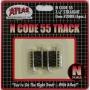 N Code 55 .75'' Straight/6pc