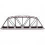 "18"" Truss Bridge Kit/Silv Code 100"