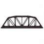 "18"" Truss Bridge Kit/blk Code 100"