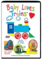Baby Loves Trains DVD
