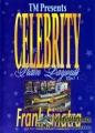 Celebrity Layout of Frank Sinatra DVD