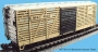 G Scale 40' Stock Car MKT