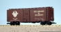 G Scale 40'PS-1 Boxcar D&H