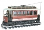 G Scale Closed Street Car United Traction