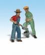 G Scale Doug & Phil Shoveler