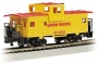 HO 36' Wide Vision Caboose Union Pacific