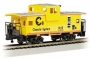 HO 36' Wide Vision Caboose Chessie System