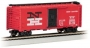 HO 40' PS-1 Boxcar New Haven Red