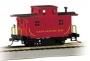 HO Bobber Caboose Cass Scenic Railroad