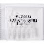 HO Code 83 Plastic Joiners (6/cd)
