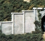 HO Concrete retaining/wing walls
