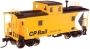 HO Cupola Caboose Canadian Pacific Rail #437477