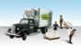 HO Scale Chips Ice Truck