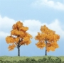 HO Scale Fall Maple Tree