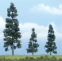 HO Scale Juniper Tree