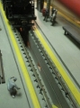 HO Scale Locomotive Inspection Pit- Test Stand Code 100 NO ROLLE