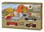HO Scale Santa Fe Flyer Diesel Freight Set