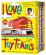 I Love Toy Trains 5-DVD Set