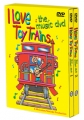 I Love Toy Trains Music 2-DVD Set
