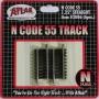 N Code 55 1.25'' Straight/6pc