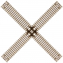 N Code 55 90 Degree Crossing