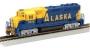 N Scale GP40 #3012 Alaska