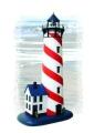 O B/U Lighthouse & Building