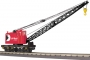 O Scale Canadian Pacific Rail American Crane